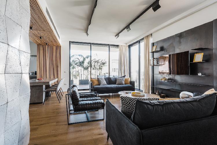 Apartment Bronze   3BR   Tel Aviv   Neve Tsedek   Gruzenberg St   #N17