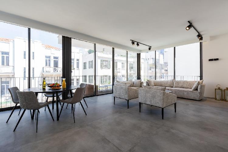 Apartment Brillant | 3BR | Tel Aviv | Center | Yavne St | #TL40