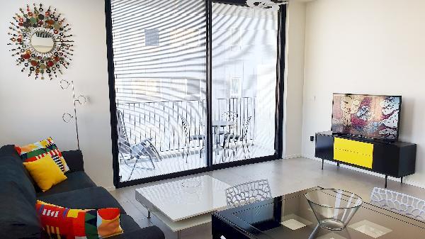 Apartment Joie | 1BR | Tel Aviv | Center | Shalom Alehem St | #TL53