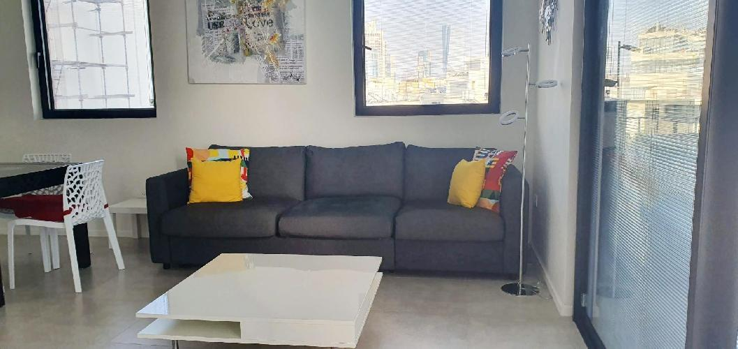 Apartment Joie | 1BR | Tel Aviv | Center | Shalom Alehem St | #TL53