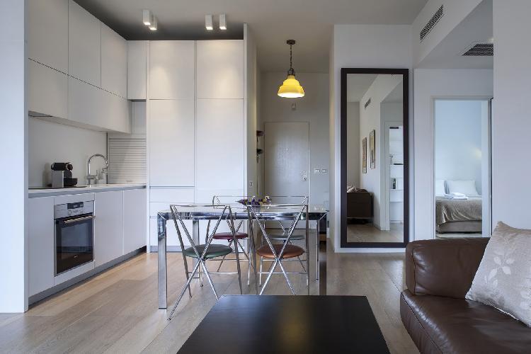 Apartment Plume | 2BR | Tel Aviv | Lev Hair | Melchett St | #TL54
