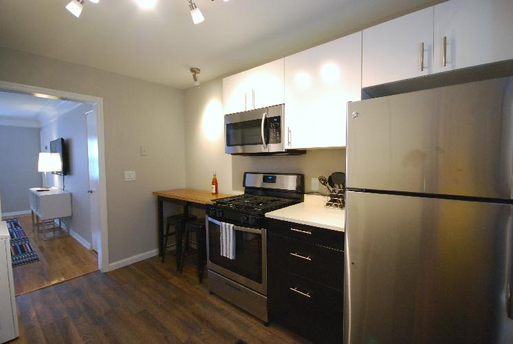 The Big Awesome 2BR/1BA Condo (D) - Includes Bi-weekly Cleanings w/ Linen Change