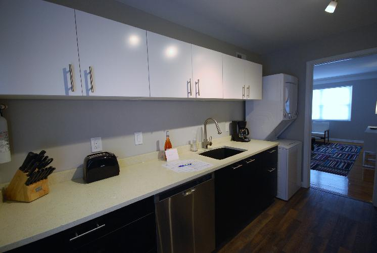 The Big Awesome 2BR/1BA Condo (K) - Includes Bi-weekly Cleanings w/ Linen Change