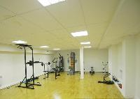 cool gym close to Passy - Paul Doumer luxury apartment