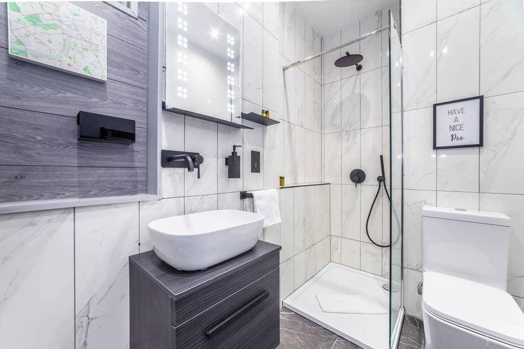 Earl's Court 1 · Modern and Bright Studio in Earl's Court