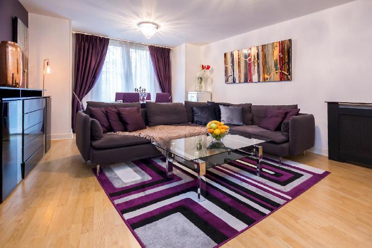 Alberts Place · Modern Spacious Family Apartment, Marylebone