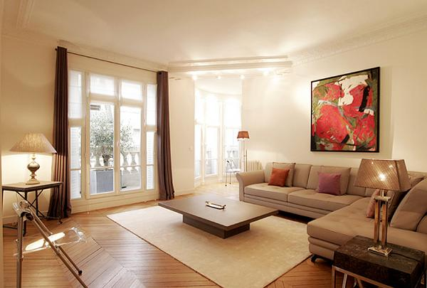 beautiful Passy - Raynouard II luxury apartment and holiday home