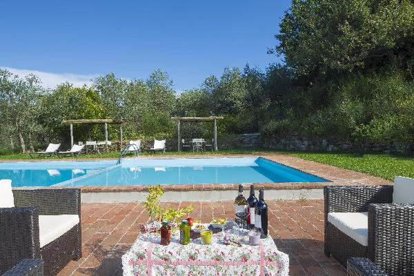 Podere La Casetta - Orciaia Holiday Home