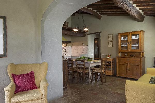 Podere La Casetta - Portico Holiday Home