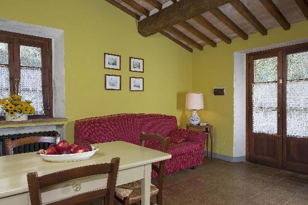 Podere La Casetta - Loggia Holiday Home