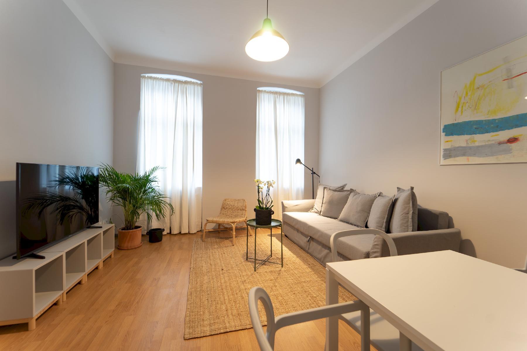 Cozy and quiet Apartment in Beautiful Neighborhood