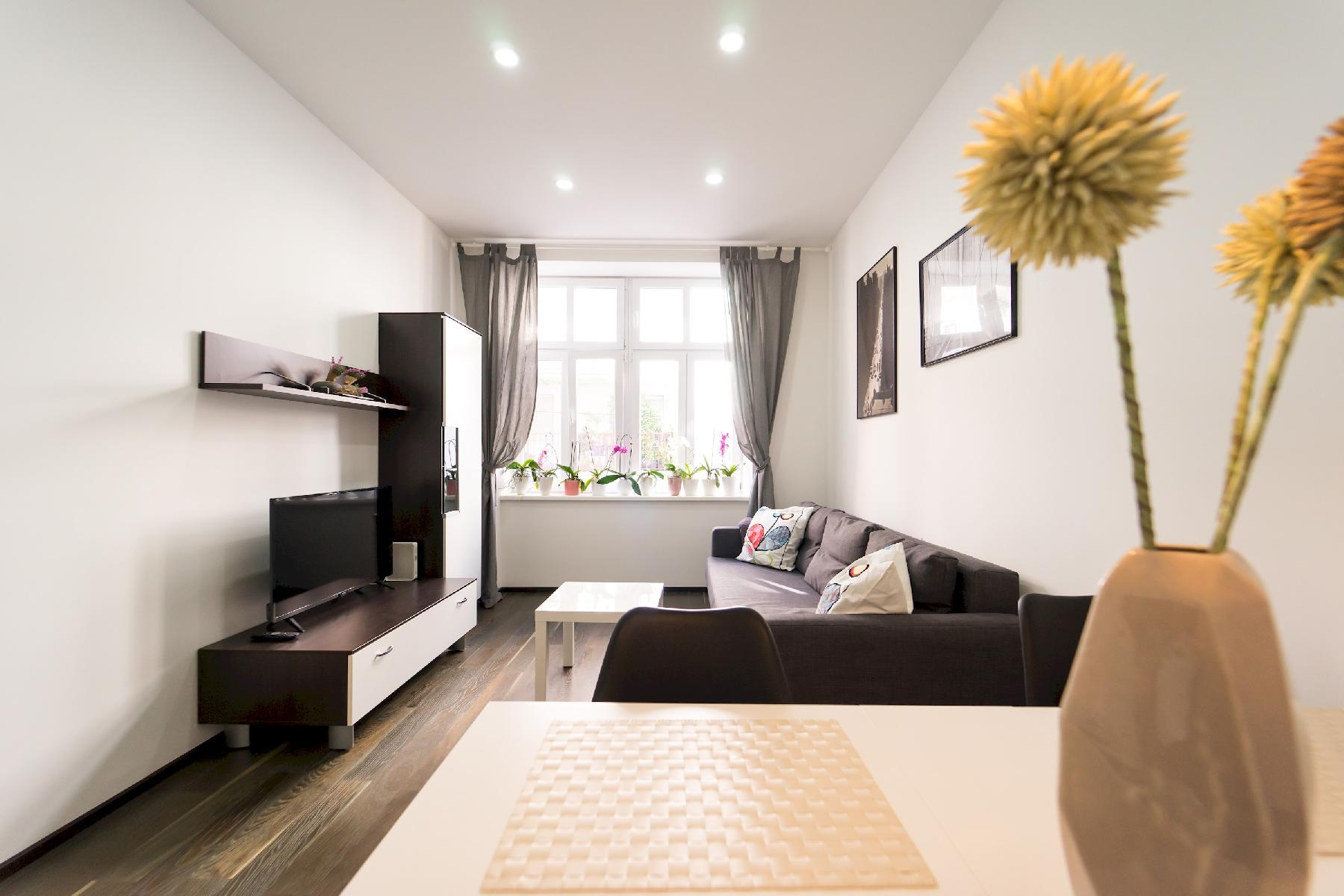 Bright and Charming Apartment Close to the Center