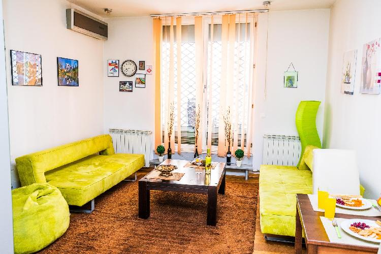 Chic apartment few steps from Fine Arts Academy