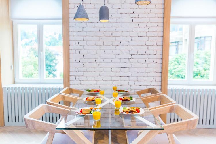 Sunny design Loft-Best location-AMAZING VIEW