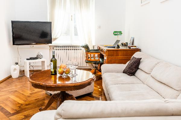 Antique and Cozy Apartment in Heart of City Center