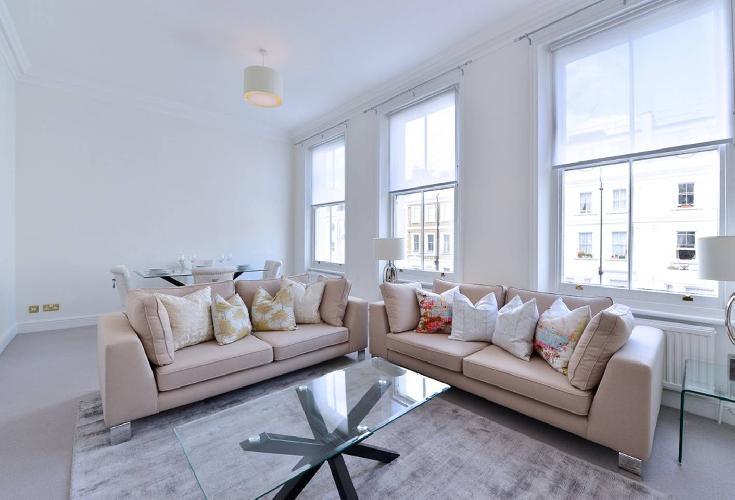 Light Spacious 2 Bed Apartment Kensington