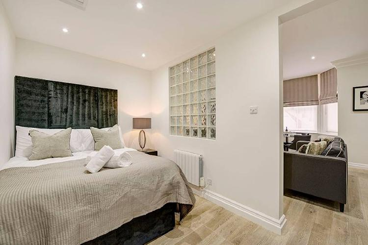 Modern 1 Bed close to Kensington High Street