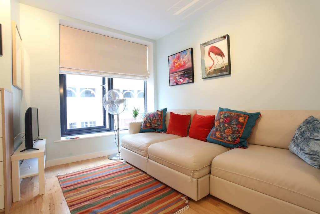 Britannia House · GORGEOUS apartment SUPER comfortable VERY central