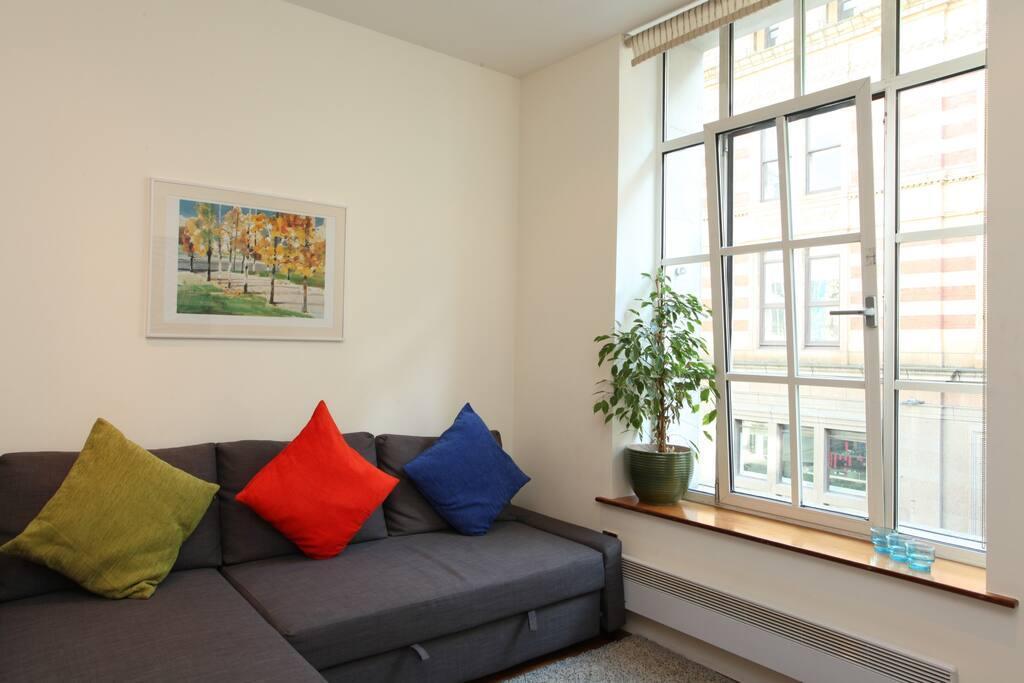 Greek apt. 2 · City Centre Smart One Bed Apartment