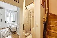 nice interiors of Saint Germain des Prés - Luxembourg Suite luxury apartment