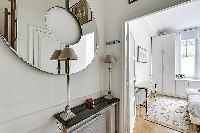 awesome bedroom in Saint Germain des Prés - Luxembourg Suite luxury apartment