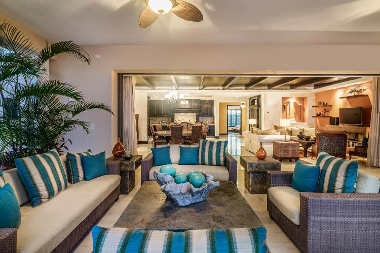 New Luxury Ocean View Listing Inside Punta Mita with access to Golf and Beach