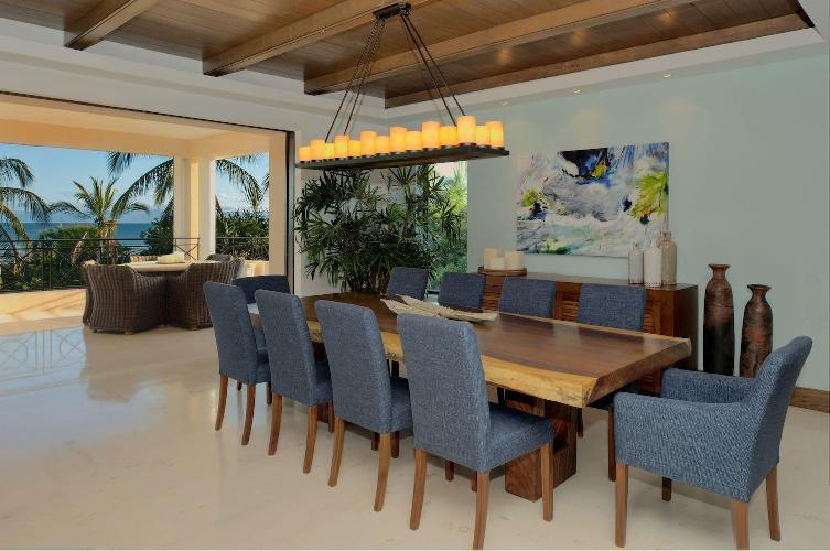 Beachfront Condo inside Punta Mita with Access to Golf and all beachclubs