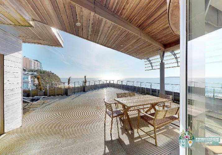 Sea Breeze, South Beach, Tenby