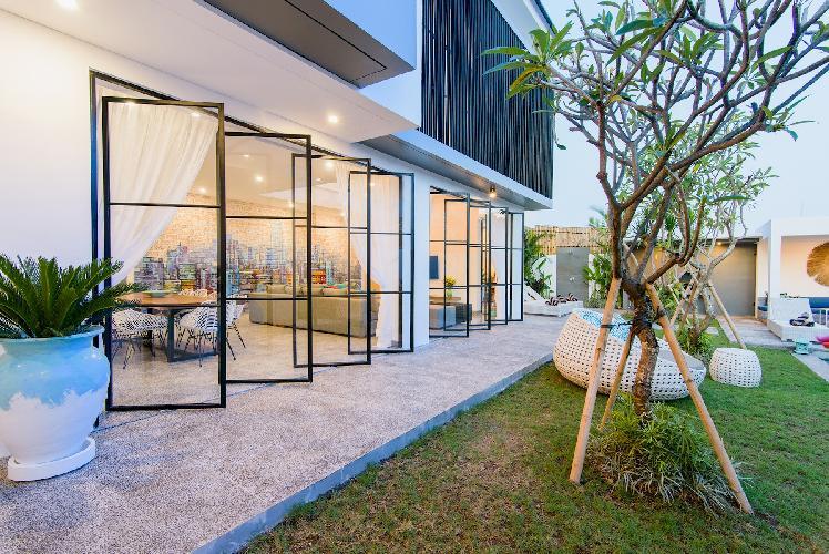 VILLA COMO · Luxury & Indulgence - close to FINNS BEACH CLUB