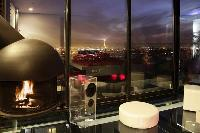 A penthouse mansion equipped with its own luxurious spa and roof terrace with access to the wonderfu