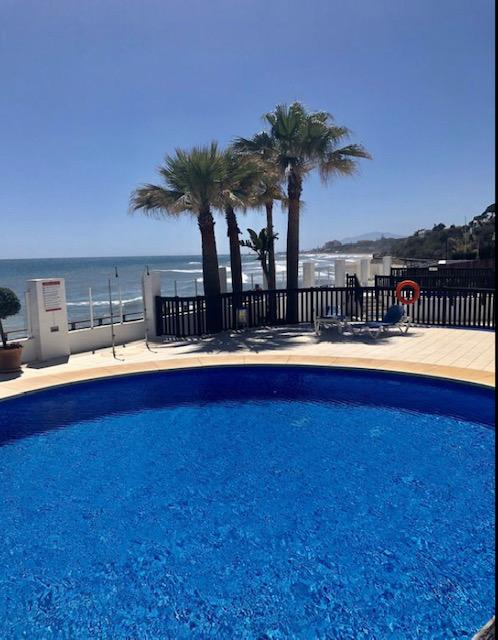 Puerta del Mar -First Line 2BR Beach Penthouse by Rafleys, Panoramic Sea Views