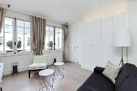 classy and modern design studio Paris luxury apartment