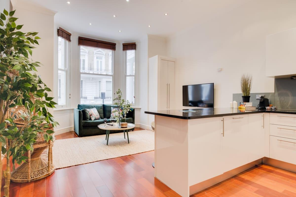 The Gloucester Road Escape - Bright & Central 1BDR Apartment