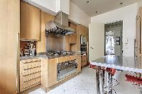 fully furnished Saint Germain des Prés - Luxembourg Guynemer luxury apartment