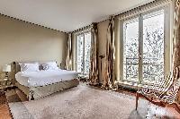 neat balcony access of Saint Germain des Prés - Luxembourg Guynemer luxury apartment