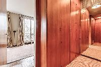nice interiors of Saint Germain des Prés - Luxembourg Guynemer luxury apartment