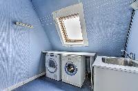 clean utility room in Saint Germain des Prés - Luxembourg Guynemer luxury apartment