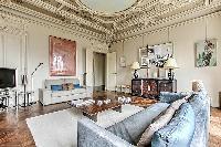 fabulous Saint Germain des Prés - Luxembourg Guynemer luxury apartment