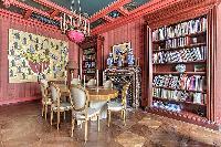 classy Saint Germain des Prés - Luxembourg Guynemer luxury apartment