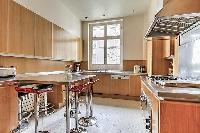 well-appointed Saint Germain des Prés - Luxembourg Guynemer luxury apartment