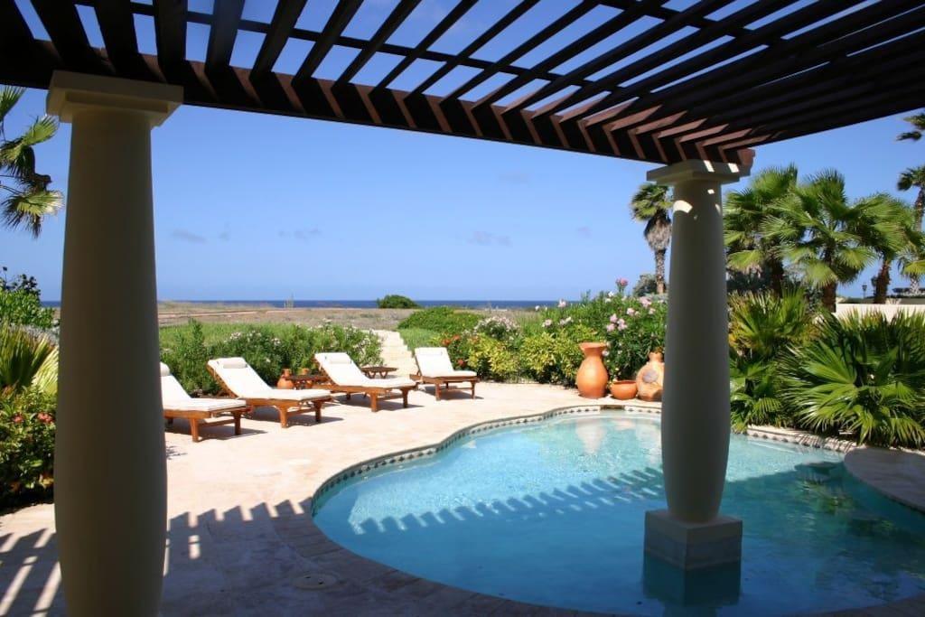 Ocean View Villa with pool within Tierra del Sol