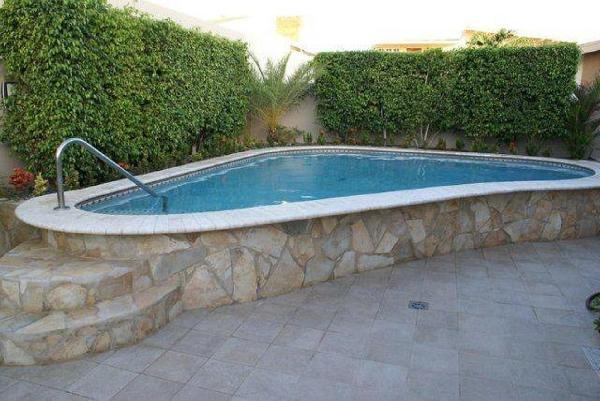 Aruba Palm Beach Villa, located close to the High Rise hotel area
