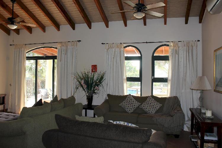 The Sea Shells Villa located on Tierra del Sol