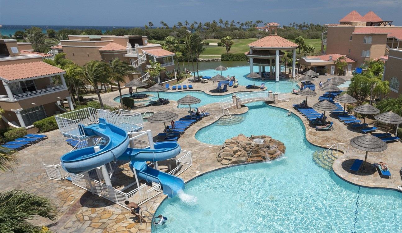 Divi Studio located in the Divi Links Beach & Golf Resort