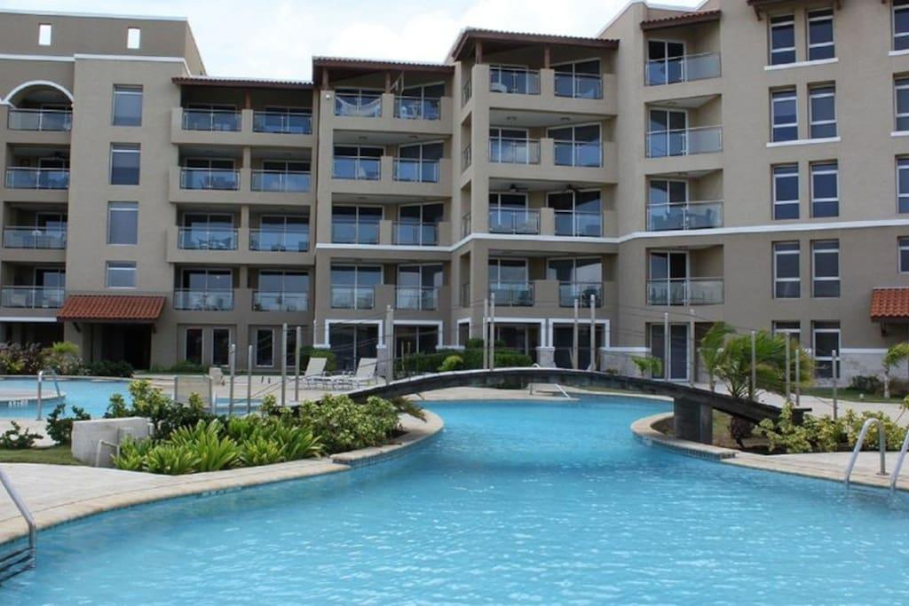 Amazing Prices for Ocean View Condo on Eagle Beach