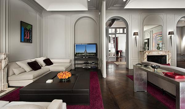 elegant Trocadero - Luxury Poincaré luxury apartment and holiday home