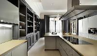awesome kitchen of Trocadero - Luxury Poincaré luxury apartment