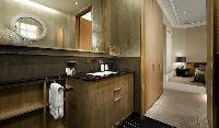 handsome bathroom interiors of Trocadero - Luxury Poincaré luxury apartment