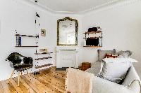 fully furnished Saint Germain des Prés - Petit Sevres luxury apartment