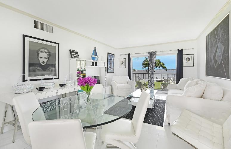 cool utility area in South Palm Beach luxury apartment, vacation rental